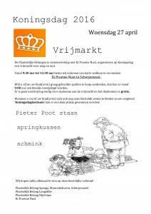 poster-koningsdag-212x300 Koningsdag 27-04- 2016